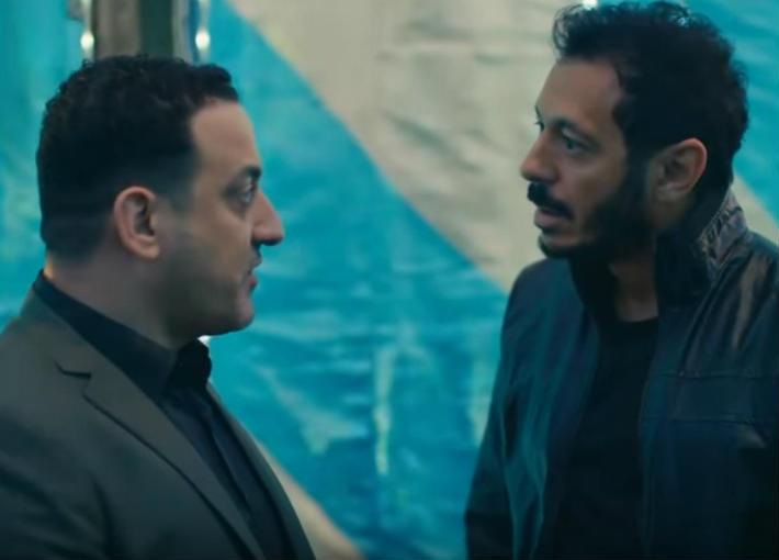مصطفى شعبان ومحمد دياب