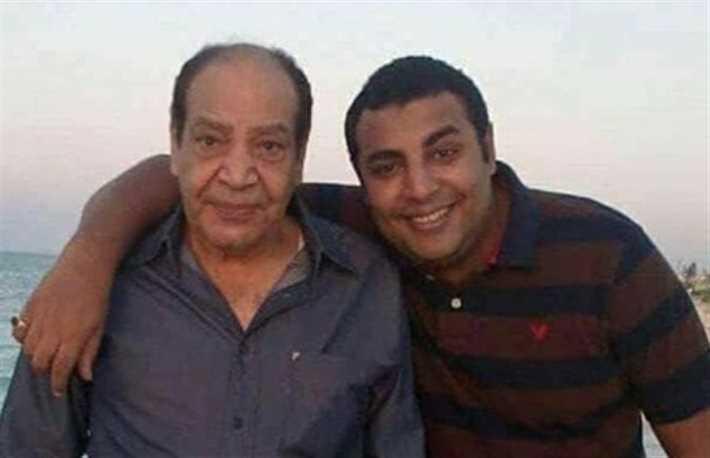 محمد شعبان حسين ووالده