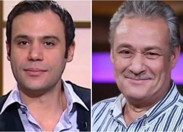 فاروق الفيشاوي ومحمد إمام