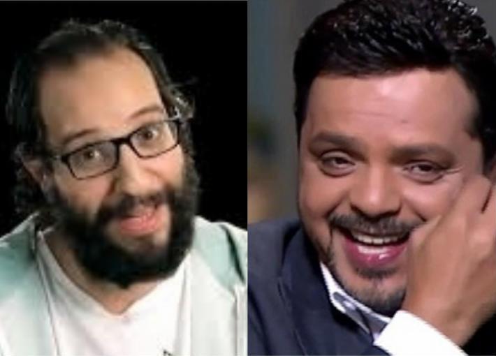 محمد هنيدي وأحمد أمين