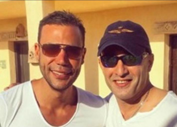 أحمد السقا ومحمد إمام