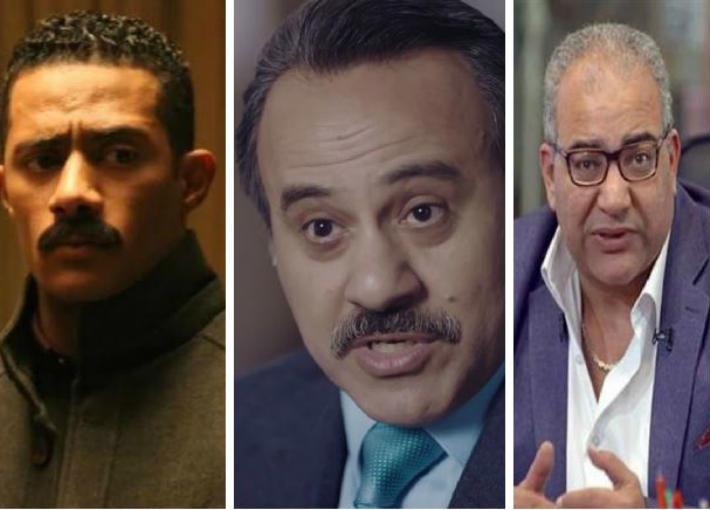 أبرز 5 ضباط في  مسلسلات رمضان 2018