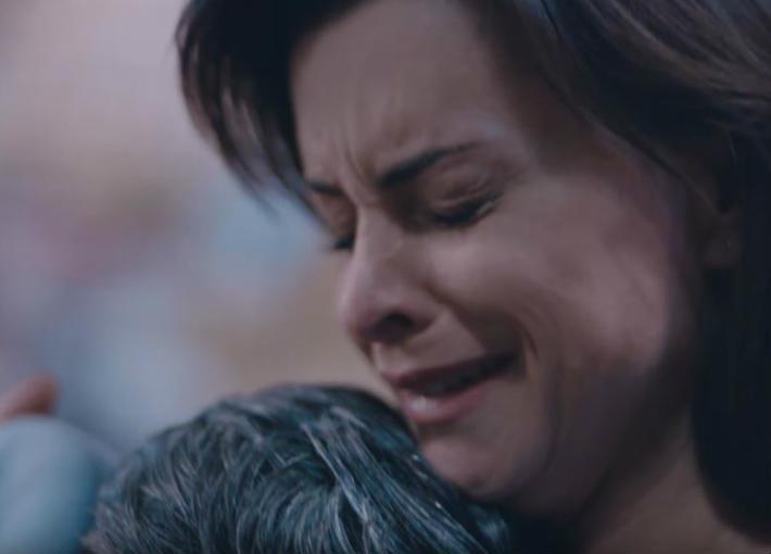 داليا تبكي على فراق رحيم