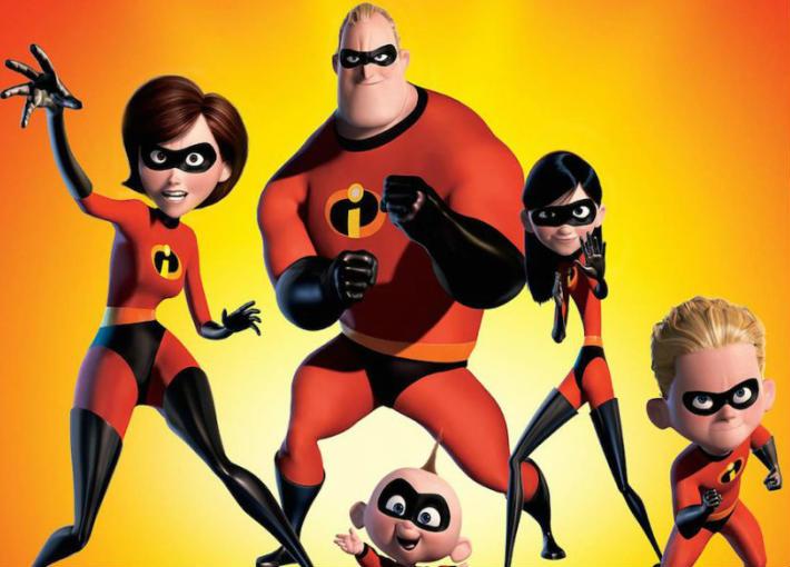افتتاحية الجزء الثاني من The Incredibles الأعلى في تاريخ الرسوم المتحركة