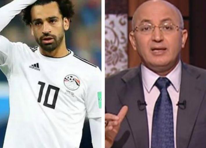 بالفيديو- سيد علي عن أنباء اعتزال محمد صلاح اللعب الدولي: مصر أكبر من أي شخص