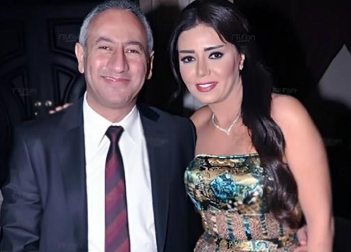 رانيا يوسف وطليقها
