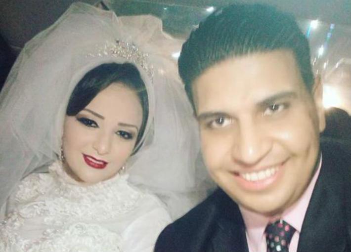 الخليل كوميدي وزوجته