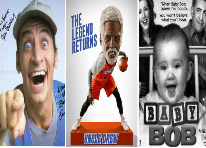 أفلام ومسلسلات مأخوذة عن إعلانات