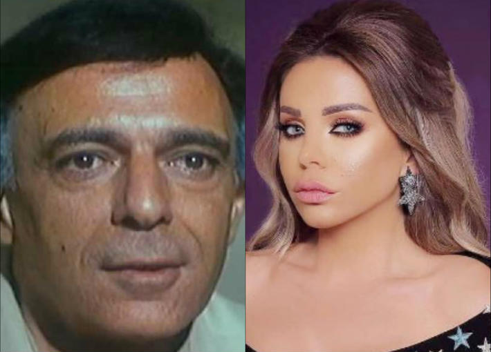 رزان مغربي ومدحت مرسي