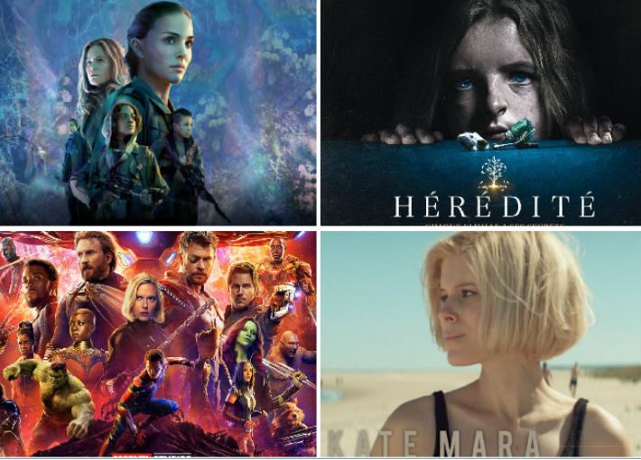 أفضل أفلام النصف الأول من 2018