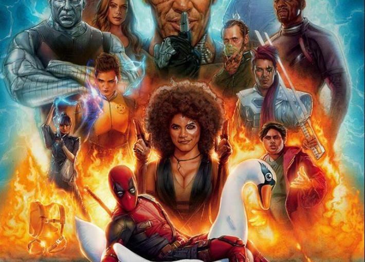 فيلم Deadpool 2