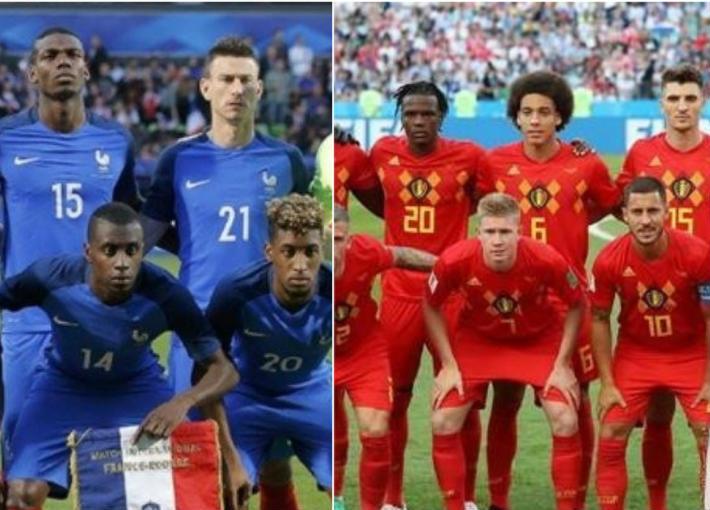بلجيكا وفرنسا