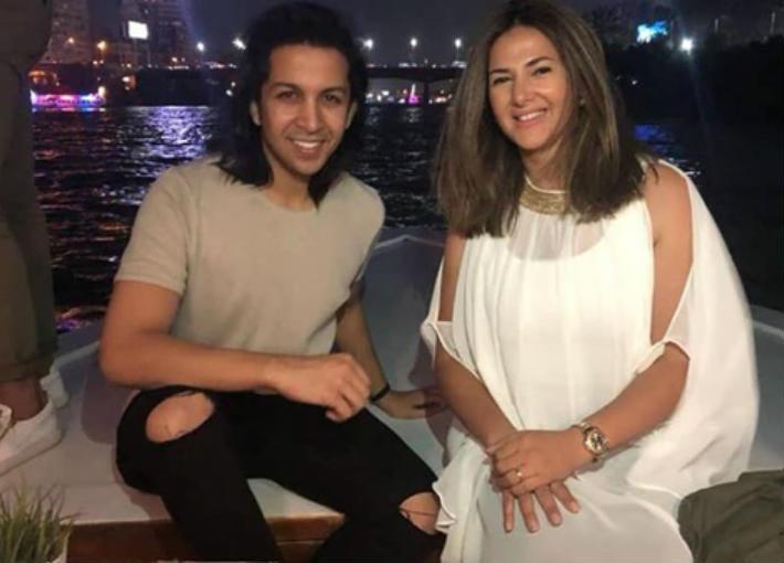 دنيا سمير غانم وهشام جمال
