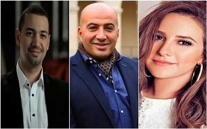 شيري عادل ومجدي الهواري ومعز مسعود