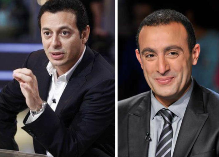 أحمد السقا ومصطفى شعبان