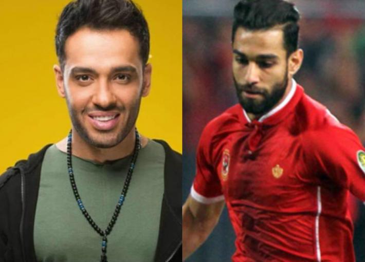 هذا ما قاله اللاعب عمرو السولية عن ألبوم رامي جمال