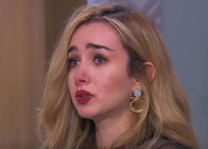 بالفيديو- بكاء هنا الزاهد بسبب مرض والدتها