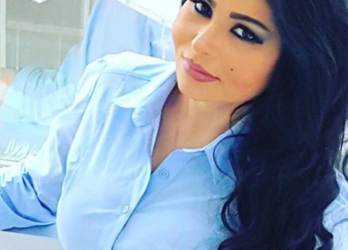المذيعة شيرين الرفاعي صاحبة واقعة الملابس الجريئة تعلن استقالتها من قناة