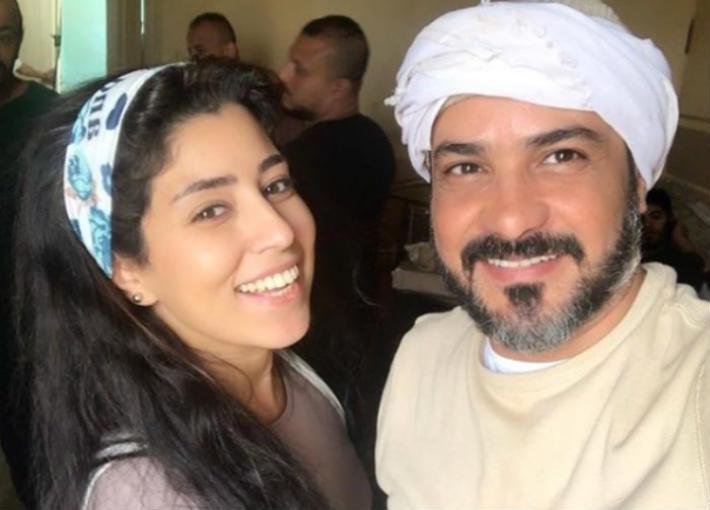 محمد رجب وأيتن عامر