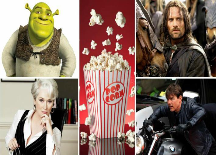 أفلام اختارها المتابعون في تحدي أكاديمية الأوسكار