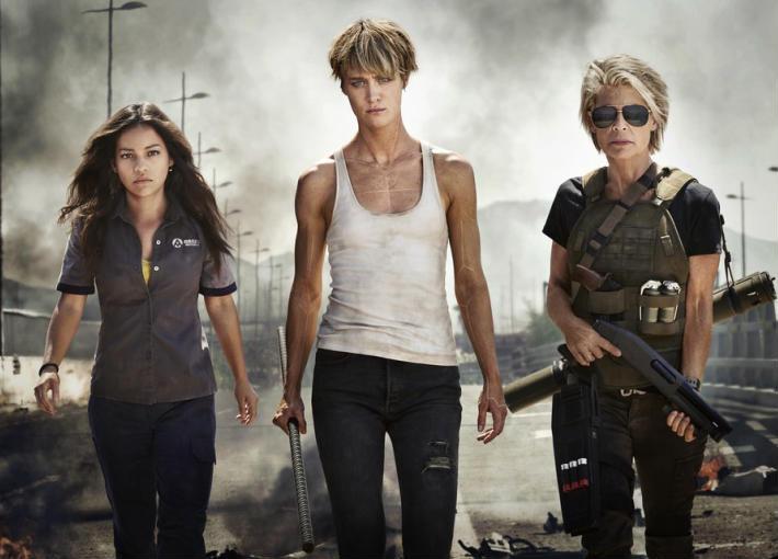 الصورة الأولى لـ Terminator