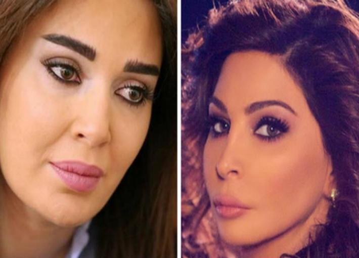 إليسا وسيرين عبد النور