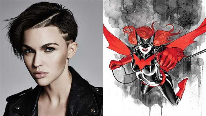 روبي روز و Batwoman