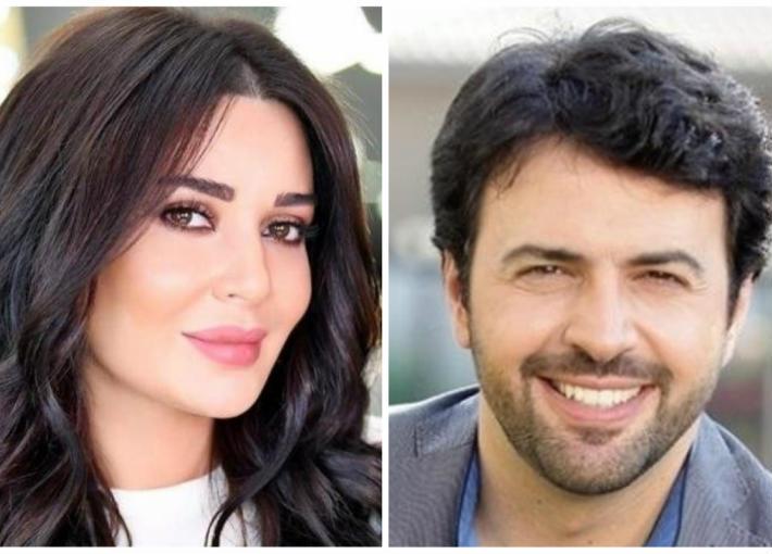 تيم حسن وسيرين عبد النور