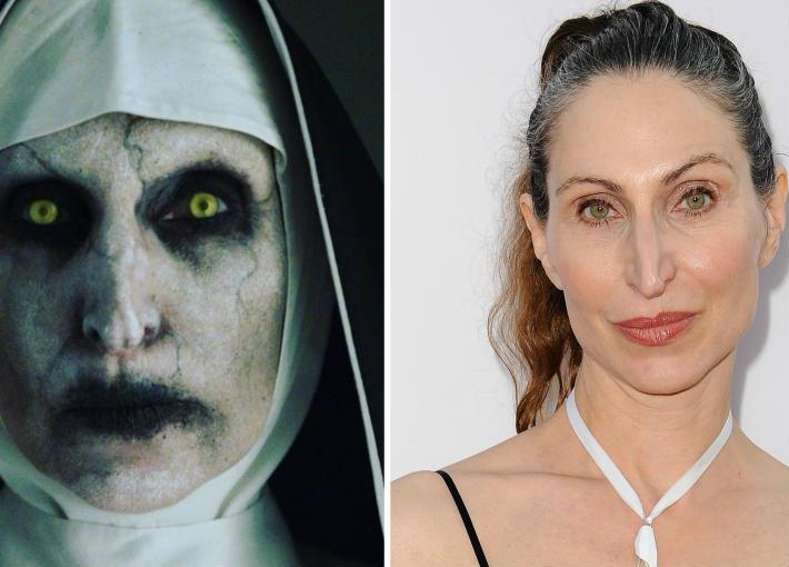 بوني آرونز والراهبة الشيطانية