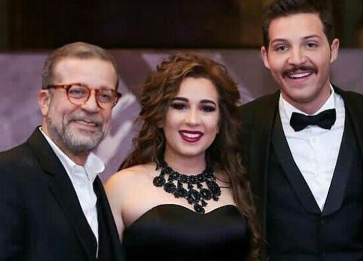 محمود حجازي وأسما وشريف منير