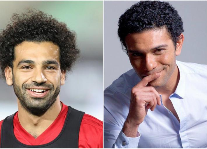 أسر ياسين ومحمد صلاح