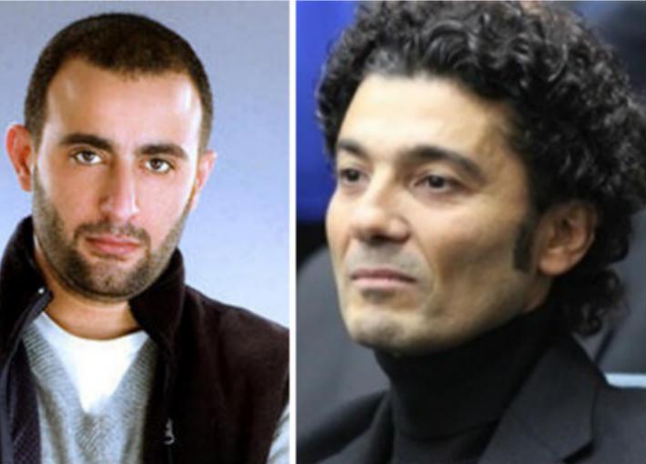 أحمد السقا وخالد النبوي