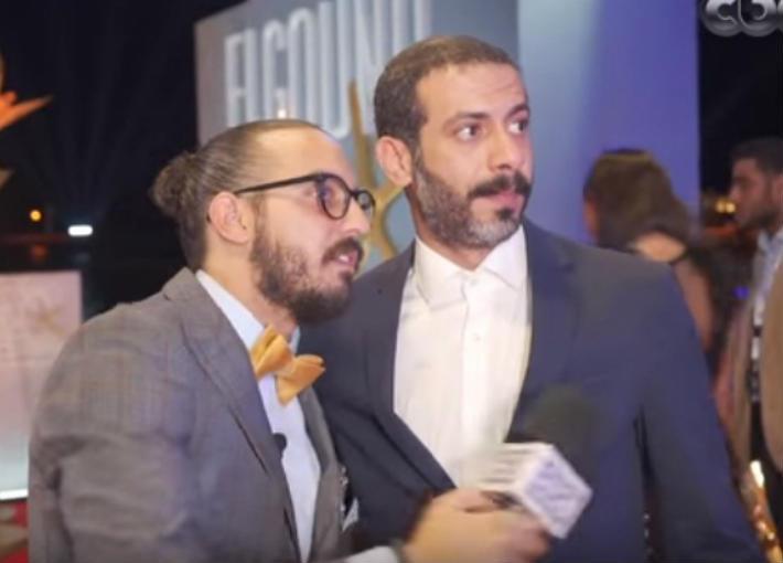 محمد فراج ومروان يونس