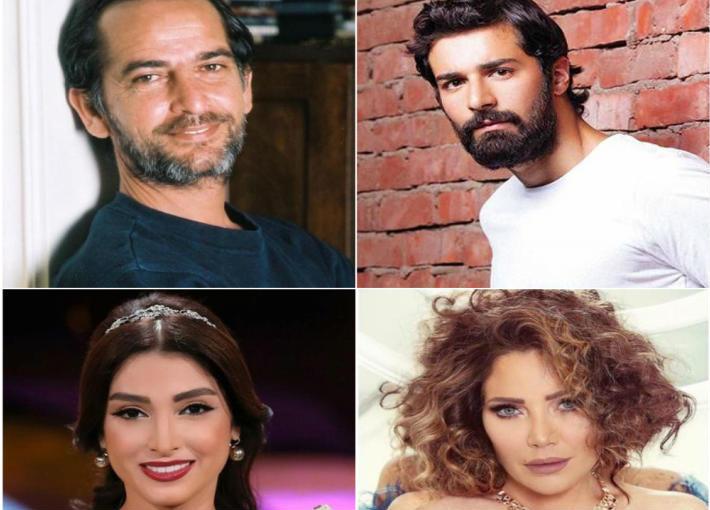 أحمد حاتم وهشام سليم وسلافة معمار وروجينا
