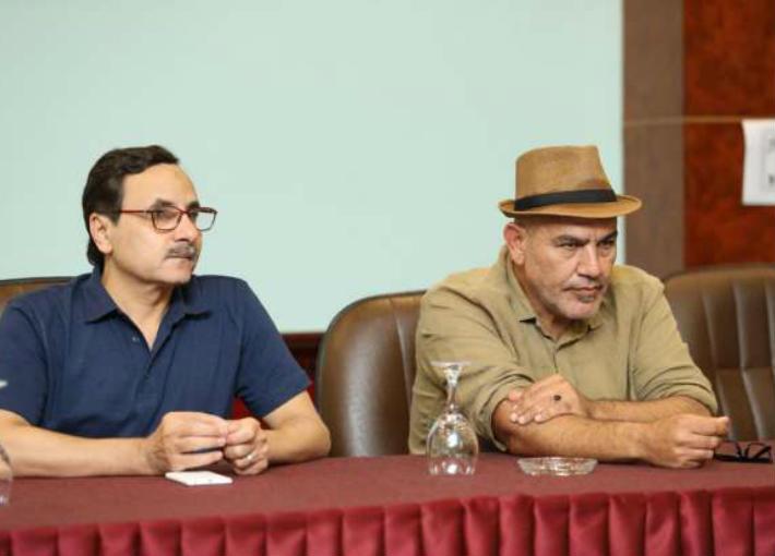 رشيد مشهراوي