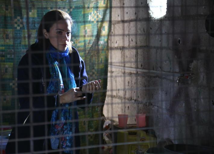 سوزان نجم الدين من فيلم روز