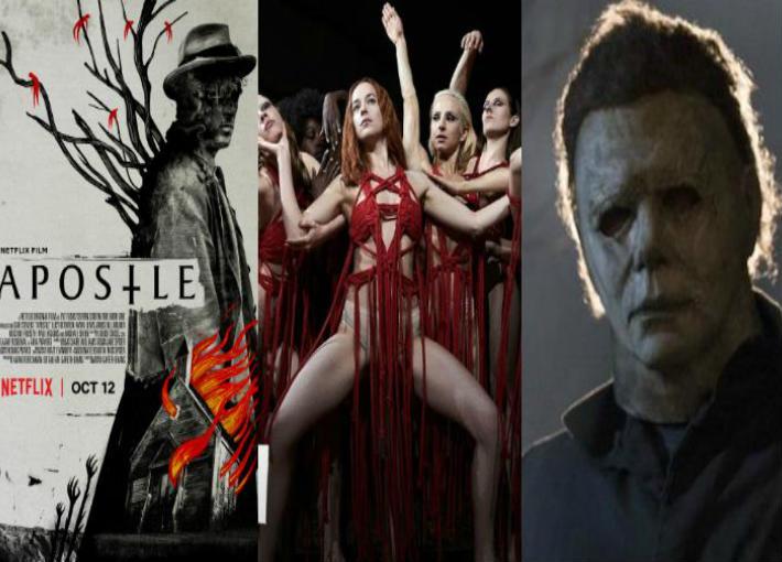 أفلام الرعب في أكتوبر