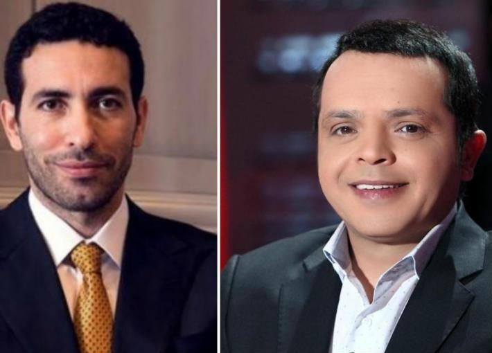 محمد هنيدي وأبو تريكة
