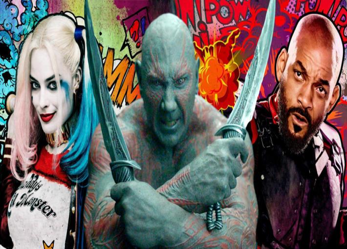 صورة من تصميم موقع JoBlo.com