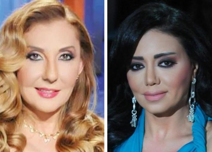 رانيا يوسف ونادية الجندي