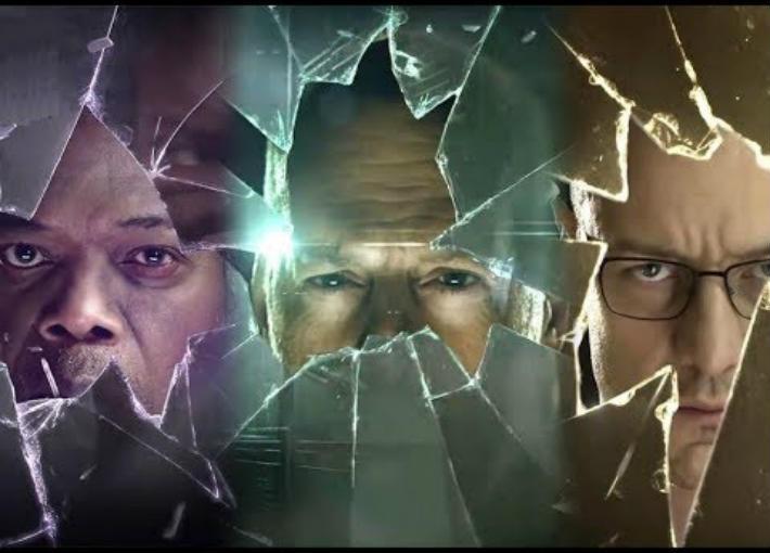 أبطال فيلم Glass