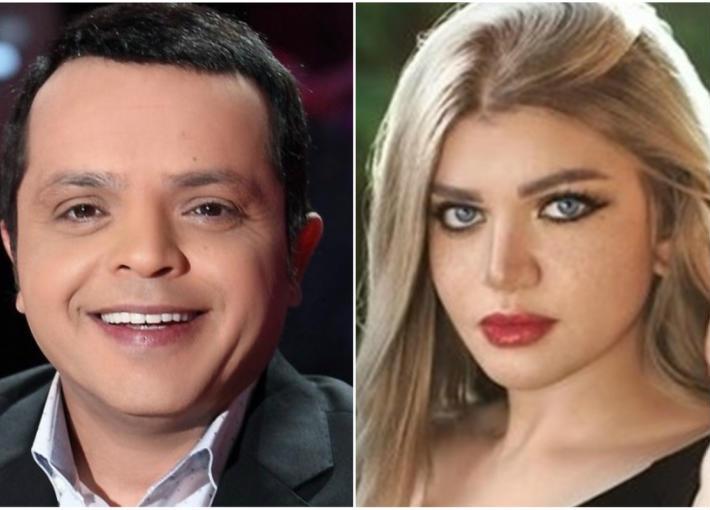 ياسمين الخطيب ومحمد هنيدي
