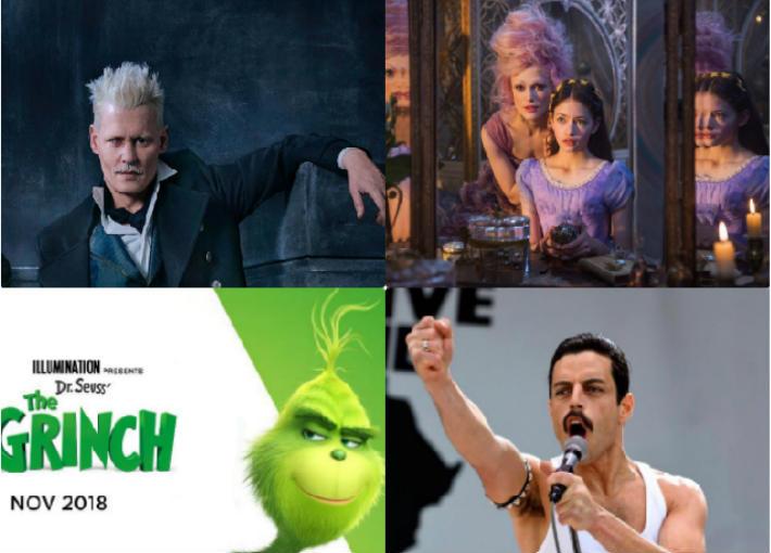 أفلام شهر نوفمبر