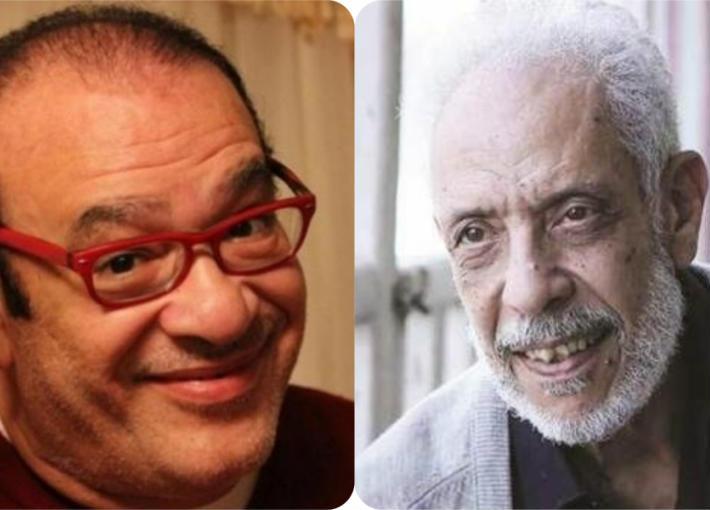 نبيل الحلفاوي وصلاح عبد الله