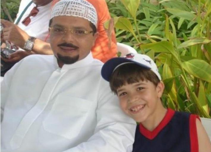 """الطفل علاء عمرو ومحمد هنيدي من كواليس """"عندليب الدقي"""""""