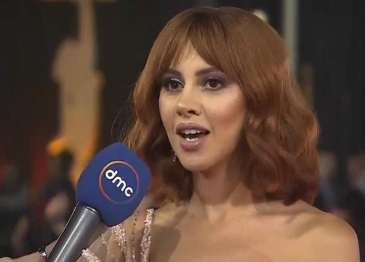 خطأ مذيعة قناة DMC في اسم ياسمين رئيس.. تناديها بـ ياسمين صبري
