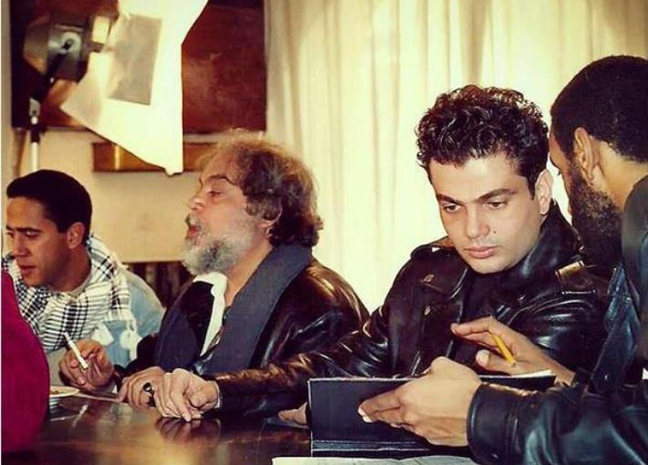"""عمرو دياب من فيلم """"أيس كريم في جليم"""""""
