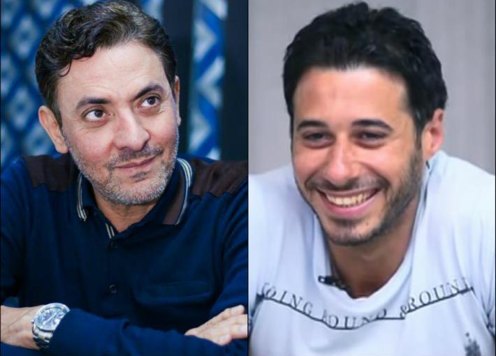 أحمد السعدني وفتحي عبد الوهاب