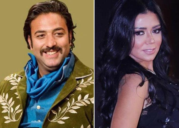 رانيا يوسف وأحمد حسام ميدو