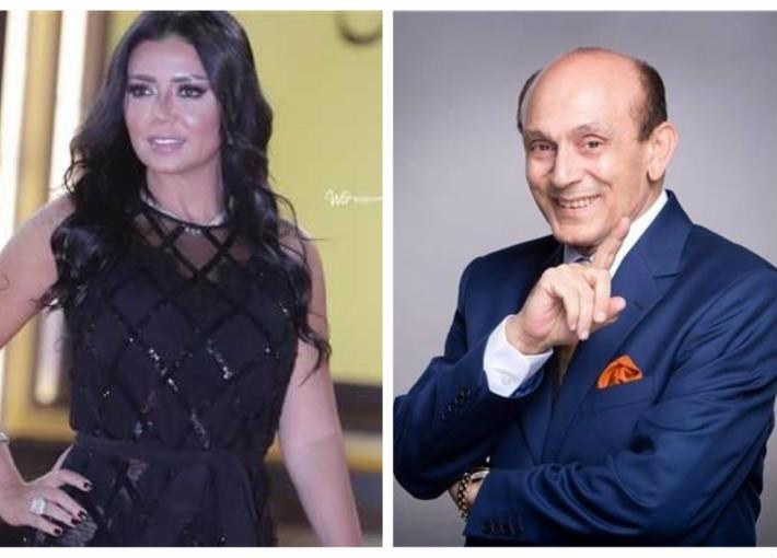 محمد صبحي ورانيا يوسف